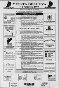 festa dell'uva 1997