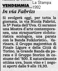 via fabrizi festa uva 1992