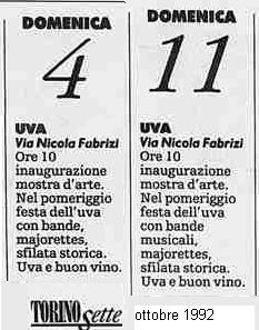 via fabrizi festa uva ottobre 1992