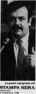 la stampa carpanini 1985
