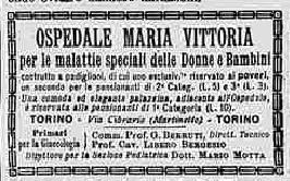 pubblicità la stampa 1896