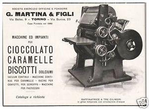 RAFFINATRICE-CARAMELLE-CIOCCOLATO-G-MARTINA-TORINO-1926