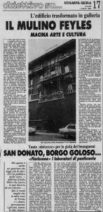 il molino feyles 1984