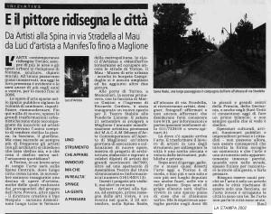 la stampa borgo campidoglio 2002 MAU