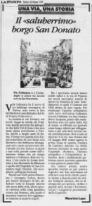 la stampa via colleasca 13031999