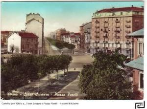 piazza perotti 1960 ca