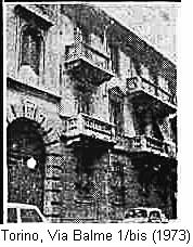 foto bn via balme 1 bis 1973
