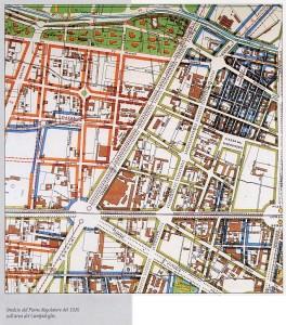 mappa borgo 1926