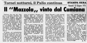 palio borgate 1975