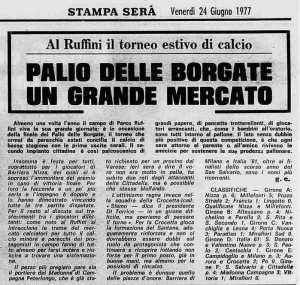 palio borgate 1979