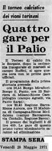 palio rioni 1971