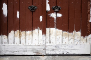 Potenza Angela Maria - Oltre la porta