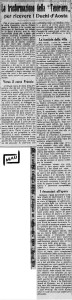 la stampa 1935