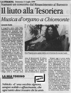la stampa 1999 tesoriera1