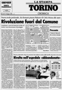 la stampa borgo 1994