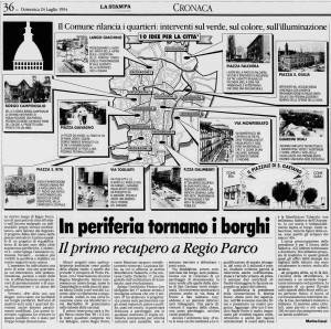 la stampa mau 1994