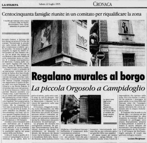 la stampa mau 1995
