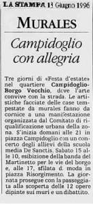 la stampa mau 1996