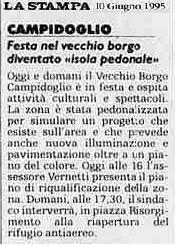 la stampa mau giug 1995 festa