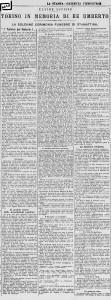 la stampa 1901