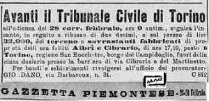 la stampa 23 febb 1893