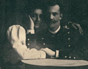 Vittorio Emanuele di Savoia ed Elena di Montenegro