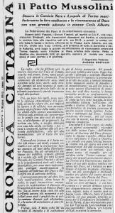 LA STAMPA 1933