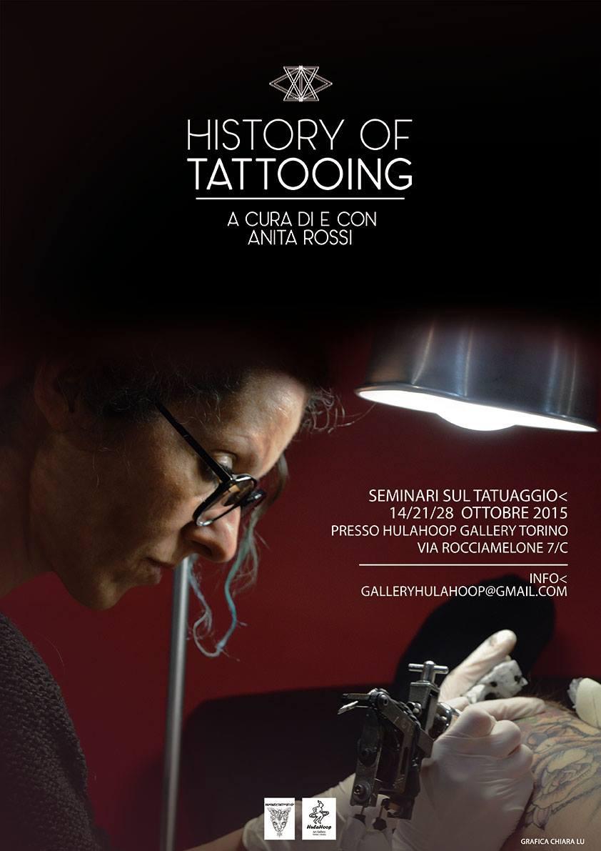 seminario tatuaggio