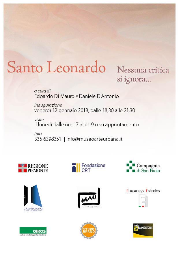 Invito Santo Leonardo